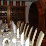 restauracja w Hotelu Trzy Światy w Gliwicach
