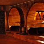 winiarnia w Hotelu Trzy Światy w Gliwicach