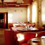 kawiarnia w Hotelu Trzy Światy w Gliwicach