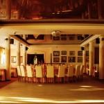 Galeria w restauracji w Hotelu 3 Światy Gliwice