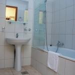 pokoj dwuosobowy premium w Hotelu Trzy Światy w Gliwicach