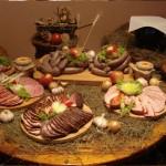 pyszne dania w Hotelu Trzy Światy w Gliwicach